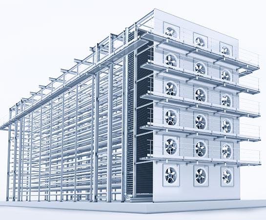 Quạt hướng trục công nghiệp Quạt hướng trục công nghiệp là gì ?