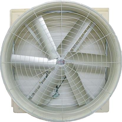Quạt thông gió Quạt Thông Gió Hướng Trục Composite